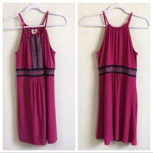 MICHAEL Michael Kors Cactus Flower Pink Dress NWT